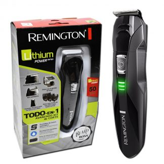 Kit Remington para vello facial Precisión, versatilidad y control es lo que define al kit  Sistema de Preparación Remington All-In - 11
