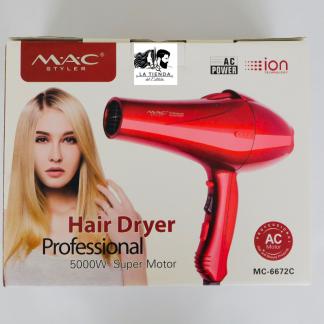 Secador Profesional Mac Styler