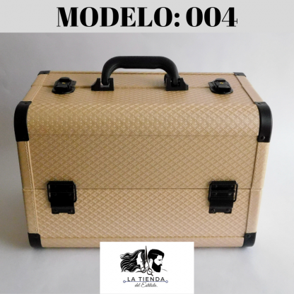 Maleta De Maquillaje Modelo 004