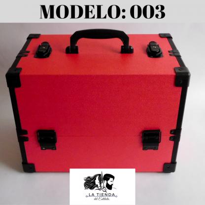 Maleta De Maquillaje Modelo 003