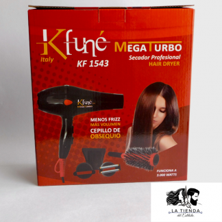 Secador Kfuné Megaturbo
