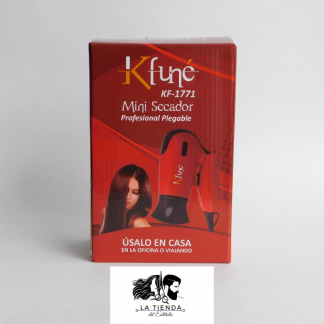 Secador Viajero Kfuné