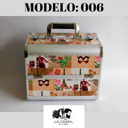 Maleta De Maquillaje Modelo 006
