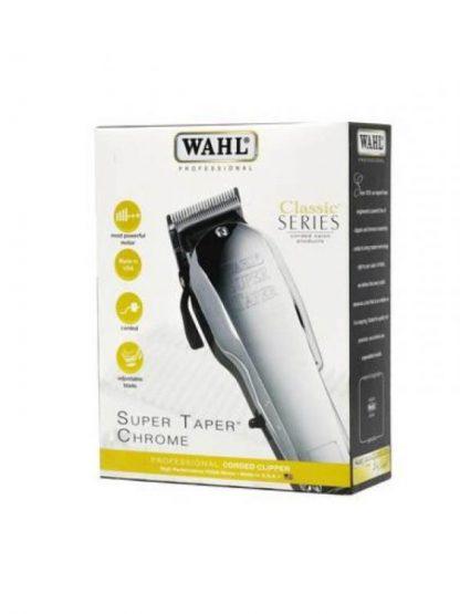 WAHL SUPER TAPER CHROME
