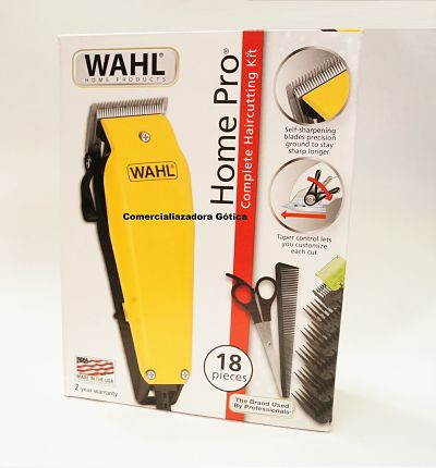 Maquina Wahl Home pro