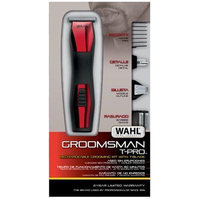 wahl Groomsman t-pro 9892-008