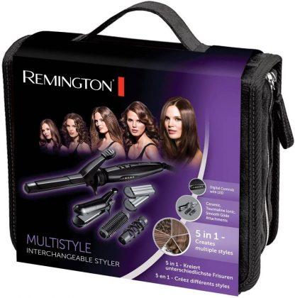 Plancha de cabello 5 En 1 Remington